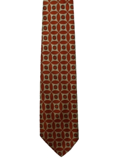 1970's Mens Accessories - Wide Necktie