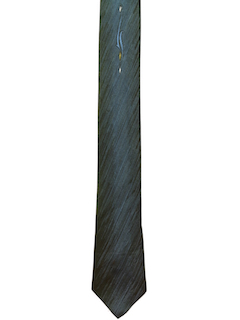 1950's Mens Accessories - Skinny Rockabilly Necktie
