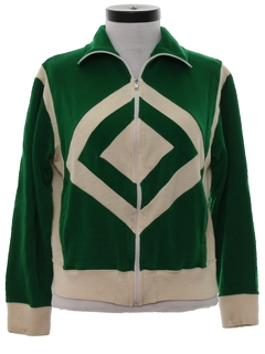 1980's Womens Totally 80s Track Jacket