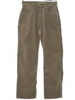 1990's Mens Corduroy Jeans Pants