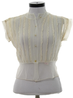 1950's Womens New Look Shirt