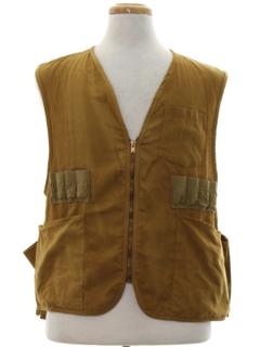 1960's Mens Hunting Vest