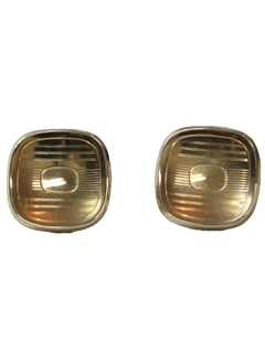 1950's Mens Accessories --Cufflinks