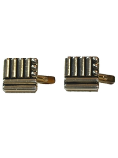 1960's Mens Accessories --Cufflinks