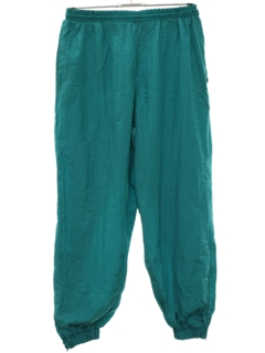 1980's Womens Totallly 80s Baggy Track Pants