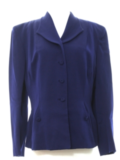 1950's Womens Fab Fifties Gabardine Jacket