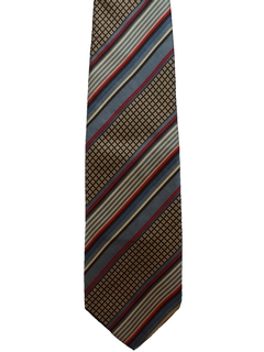 1970's Mens Wide Disco Designer Necktie