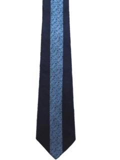 1960's Mens Mod Designer Necktie