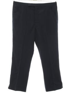 1980's Mens Tuxedo Pants