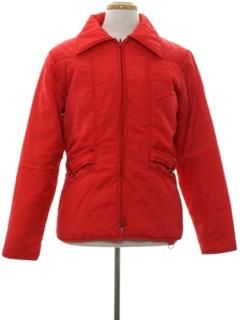 1970's Mens Mod Ski Jacket