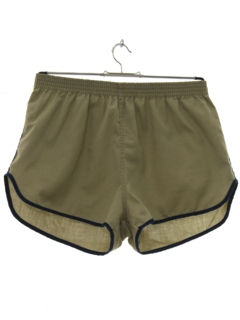 1980's Mens Totally 80s Sport Shorts