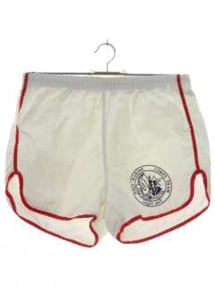 1980's Mens Navy Marine Corps Military Sport Shorts