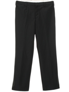1970's Mens Mod Western Leisure Style Slacks Pants