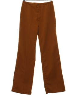 1970's Womens Dittos Wide Leg Bellbottom Style Pants