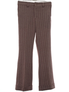 1970's Mens Bellbottom Disco Pants