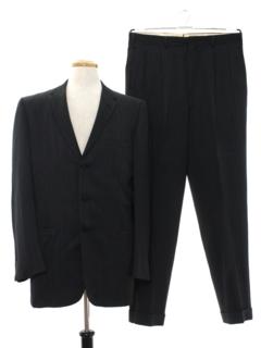 1950's Mens 50s Suit