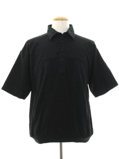 1980's Mens Resort Wear Style Golf Shirt