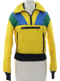 1980's Womens or Girls Ski Jacket