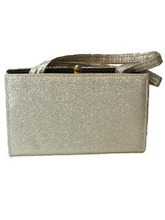 1970's Womens Accessories - Cocktail Clutch Purse