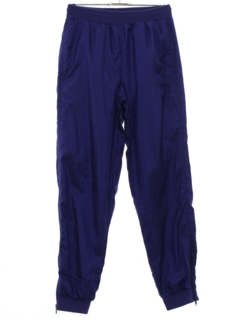 1990's Mens Wicked 90s Baggy Track Pants
