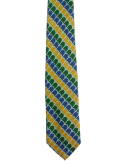 1970's Mens Disco Necktie