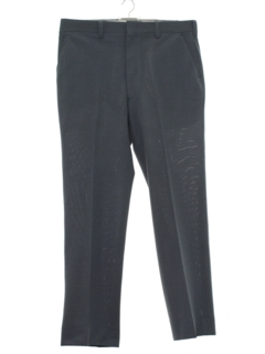 1970's Mens Mod Leisure Style Disco Pants