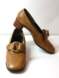 1960's Womens Accessories - Mod Heels Shoes