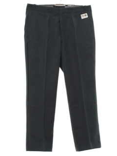1960's Mens Pleated Pants