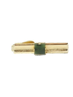 1960's Mens Accessories - Mod Tie Bar