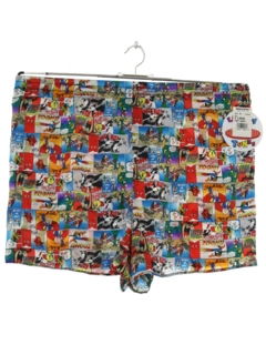 1990's Mens Wicked 90s Warner Brothers Boxer Shorts