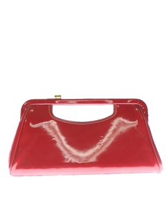 1960's Womens Accessories - Mod Clutch Purse