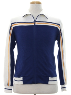 1980's Unisex Ladies or Boys Track Jacket