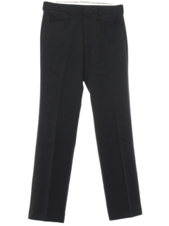 1970's Mens Leisure Style Slacks Pants