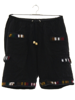 1990's Mens Hippie Shorts