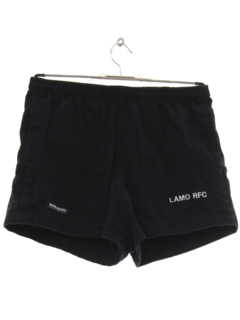 1990's Womens Rugby Sport Shorts