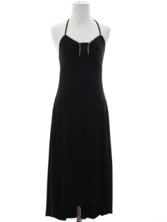 1980's Womens/Girls Prom Or Cocktail Dress