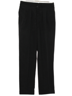 1950's Mens Pleated Slacks Pants