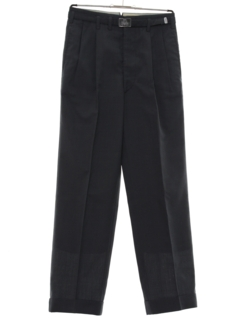 1950's Mens or Boys Pleated Slacks Pants