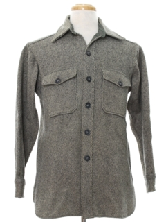 1950's Mens CPO Shirt