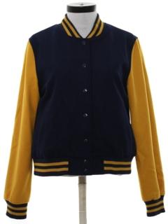 1990's Womens Varsity Jacket