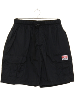 1980's Mens Totally 80s Marlboro Shorts