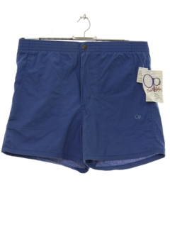 1980's Mens Ocean Pacific Shorts