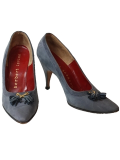 1950's Womens Accessories - Designer Heels Shoes