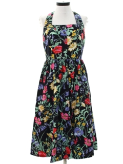 1990's Womens Wicked 90s Sun Dress