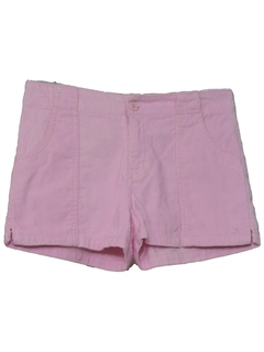 1990's Womens Totally 80s Wicked 90s OP Shorts