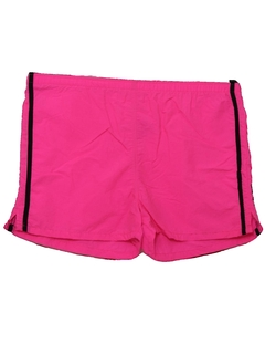 1990's Unisex Wicked 90s Neon Sport Shorts