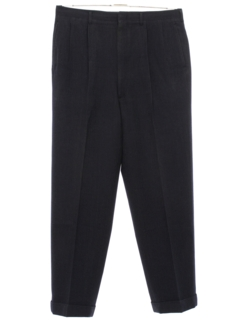 1950's Mens Pleated Swing Pants