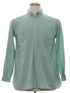1980's Unisex Mod Shirt