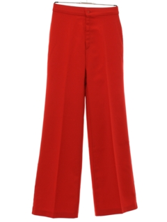1970's Womens Bellbottom Style Flared Pants