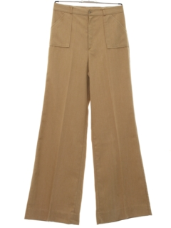 1970's Womens Elephant Bells Bellbottom Pants